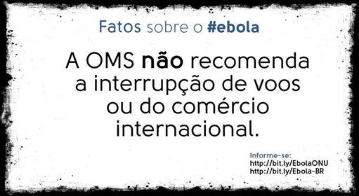 Fatos sobre ebola