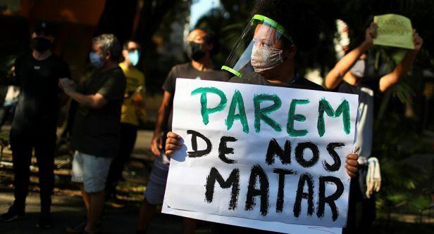 Parem de nos matar Creditos Sputnik Brasil